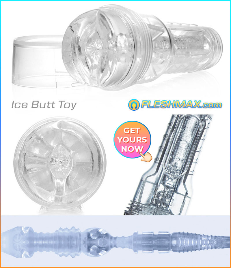 FLESHMAX.com - Ice Butt See Clearly As You Thrust Hardcore Anal Sextoy buttsex hardcore fuck,best hands free masturbator,best hands free male masturbator,most realistic anal fleshlight,butthole pocket pussy,best butt fleshlight