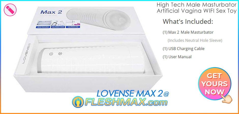 FLESHMAX.com - Lovense Max 2 FLESHMAX.com Virtual Vagina Masturbator Pocket Pussy Sex Toy For Guys Dont Need To Use Your Hands Wifi App Ready masturbator for men penis sleeves remote app controlled sex toy buy n shop lovense products long distance relationship sex toys play strip games pic jpg image search 1