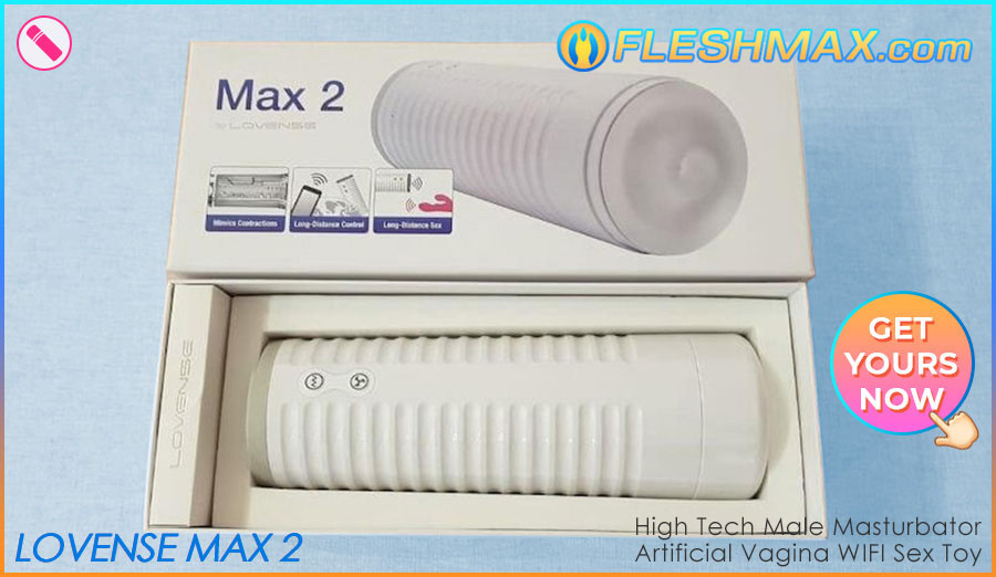 FLESHMAX.com - SHOP LOVENSE SEX TOYS Lovense Max 2 Male Masturbator Jerkoff Pussy Sexual Health Adult Toy Another Review open box high tech male masturbator artificial vagina WIFI sex toy ready to go picture photo pic jpg image search 1 indexing