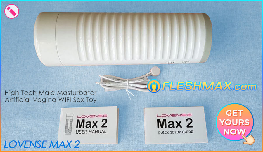 FLESHMAX.com - BUY LOVENSE SEX TOYS STORE Lovense Max 2 Male Masturbator Jerkoff Pussy Sexual Health Adult Toy Another Review with charging cable, user guide and manuals picture photo pic jpg image search 1 indexing